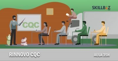 Rinnovo CQC